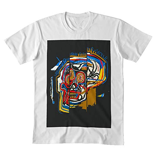 バスキア分割 Tシャツ