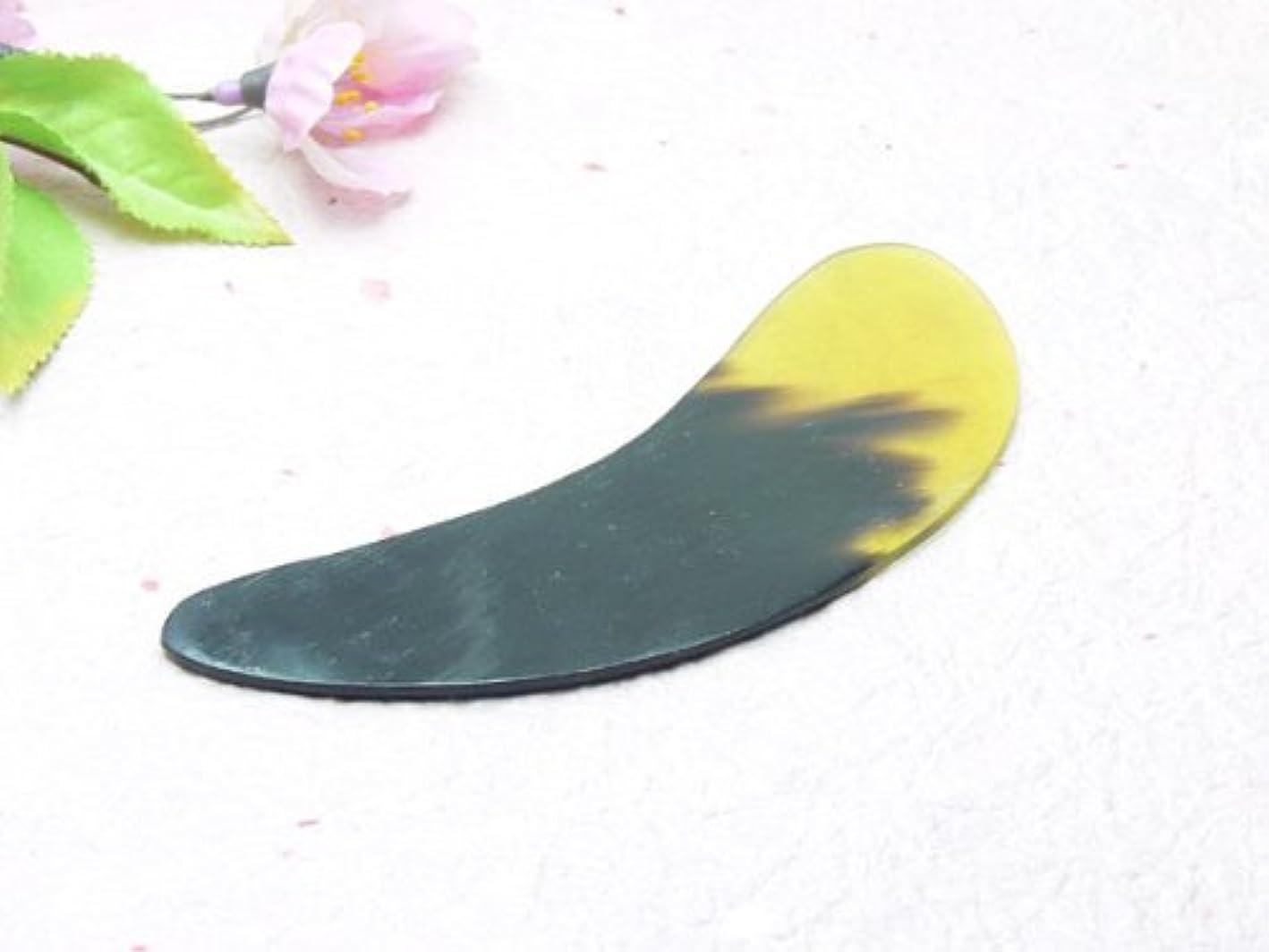 契約放棄された注意かっさ板、美容、刮莎板、グアシャ板,水牛角製