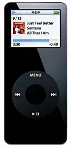 Apple iPod nano 4GB ブラック [MA107J/A]