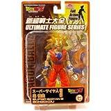 ニューバランス サングラス 【並行輸入品】Dragonball Z Ultimate Figure Series 1 Super Poseable Action Figure Super Saiyan 3 Songokou