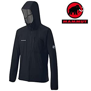 (マムート)MAMMUT アウトドアウェア DRYTech FREEFLIGHT Jacket Men 1010-22280 0001 black L