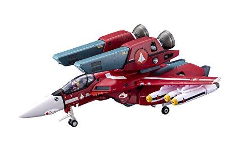 超時空要塞マクロス 1/60 完全変形 VF-1Jスーパーバルキリー ミリア・F・ジーナス 搭乗機 塗装済み完成品