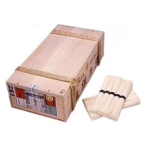 揖保乃糸素麺 特級品 6kg(50g×120束)