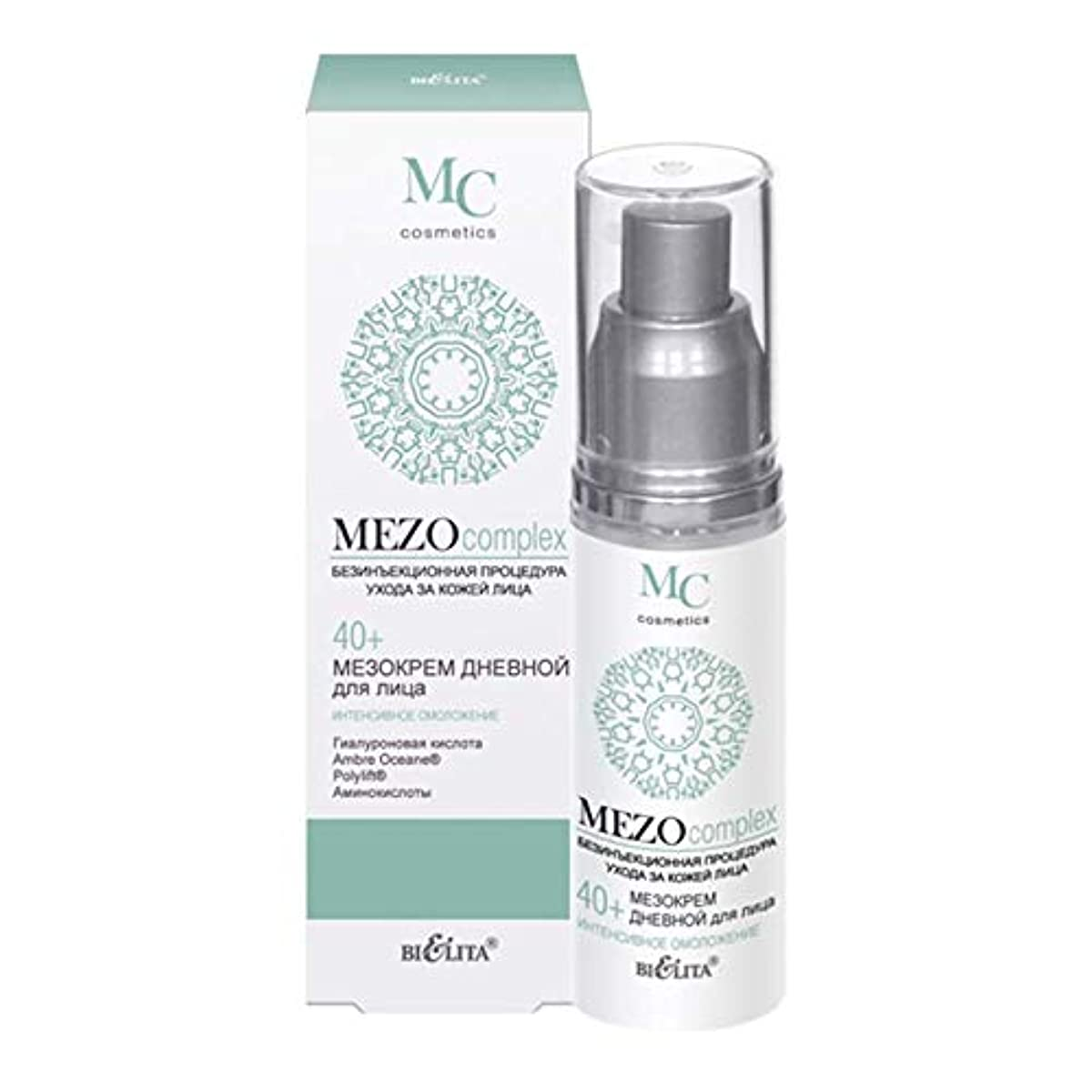 能力米国火山Mezo CREAM daytime face | 40+ | 50 ml