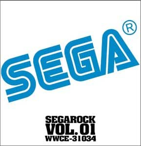 SEGAROCK VOL.01(CCCD)