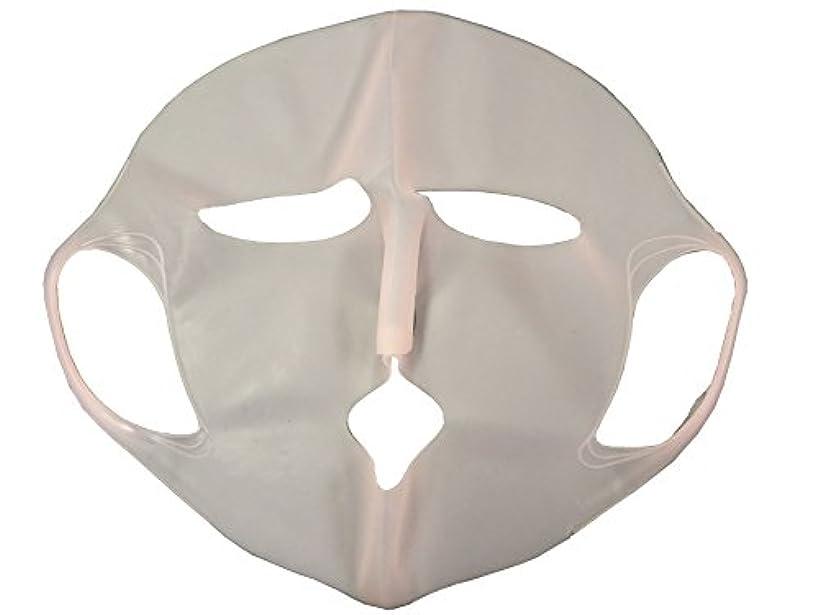 収縮マージン本土シリコンマスク ピンク 1枚