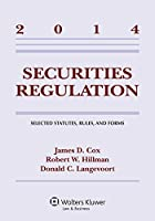 Securities Regulation: Selected Statutes, Rules, and Forms Statutory