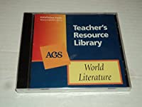 World Literature Teacher's Resource Library on CD-ROM