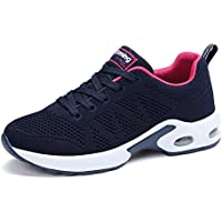 Running Shoes for Women Sneakers Fashion Sports Air Cushion Athletic Shoes Trainer Shoe