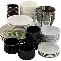 テーブルウェアイースト アウトレット 送料無料 食器セット 和洋食器の福袋 豪華40点 洋食器 和食器 食器セット