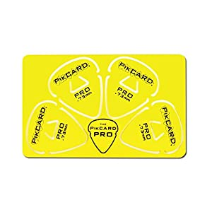 PIKCARD PRO SERIES-YELLOW(0.73mm)