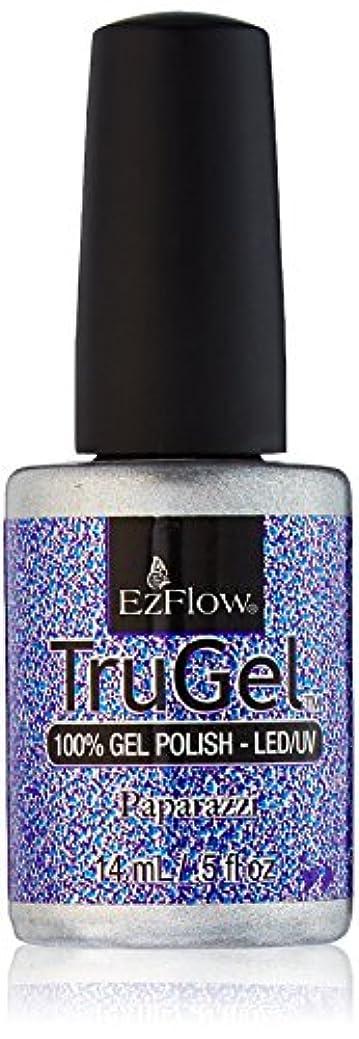 経過休憩する有名なEzFlow TruGel Gel Polish - Paparazzi - 0.5oz / 14ml