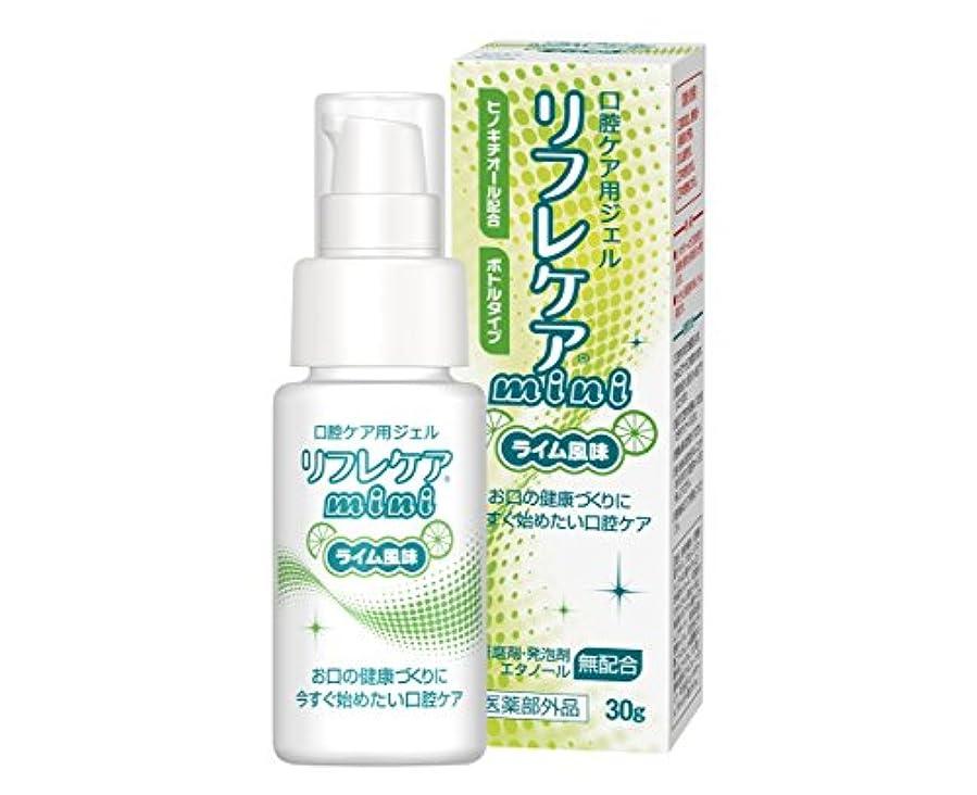 呪いお気に入りボードリフレケアmini(ライム風味) 30g [医薬部外品]