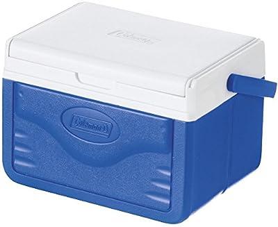 Coleman 6 Can Hard Cooler, Blue, 5 Litre
