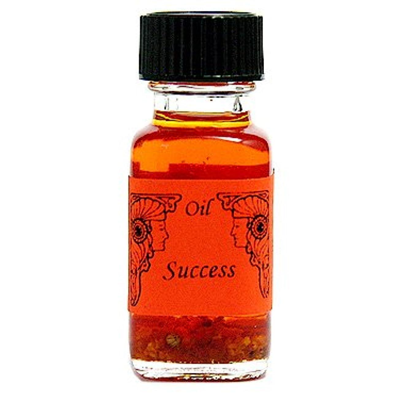 順番災難通訳アンシェントメモリーオイル サクセス (成功) 15ml (Ancient Memory Oils)