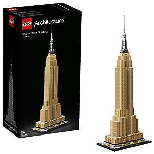 レゴ(LEGO) アーキテクチャー エンパイア・ステート・ビルディング 21046 ブロック おもちゃ