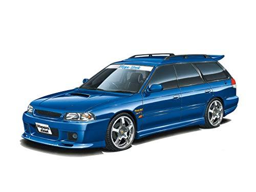 1/24 ザ・チューンドカー No.64 ヒッポスリーク BG5 レガシィツーリングワゴン '93(スバル)