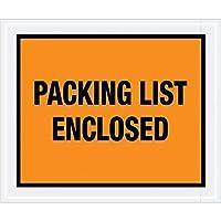 Top Pack SupplyPacking List Enclosed Envelopes 10 x 12 Orange (Pack of 500) [並行輸入品]