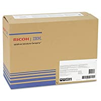 841280 Toner, 10000 Page-Yield, Black, Sold as 2 Each by Ricoh