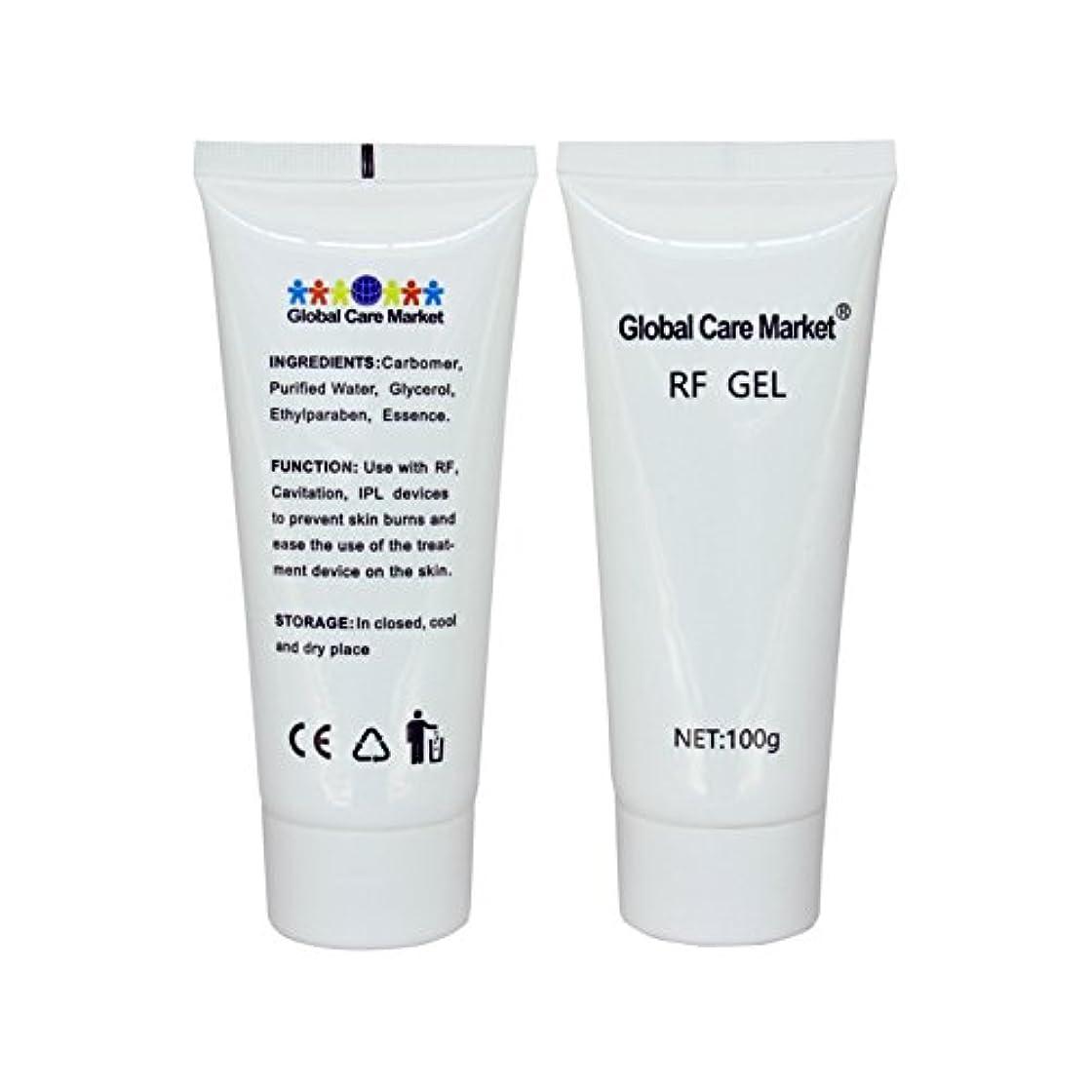 収容するスクワイア植物学RF GEL(2 Pack) - 高周波治療装置に使用する皮膚冷却および潤滑です