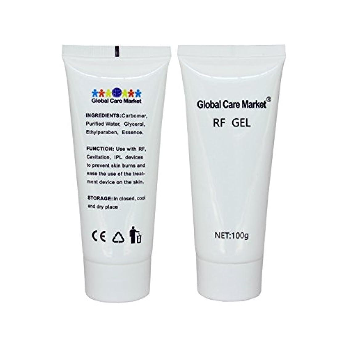 解釈自分のためにヘアRF GEL(2 Pack) - 高周波治療装置に使用する皮膚冷却および潤滑です