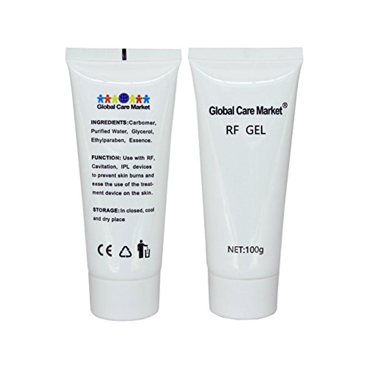 スポーツ遺跡隠RF GEL(2 Pack) - 高周波治療装置に使用する皮膚冷却および潤滑です