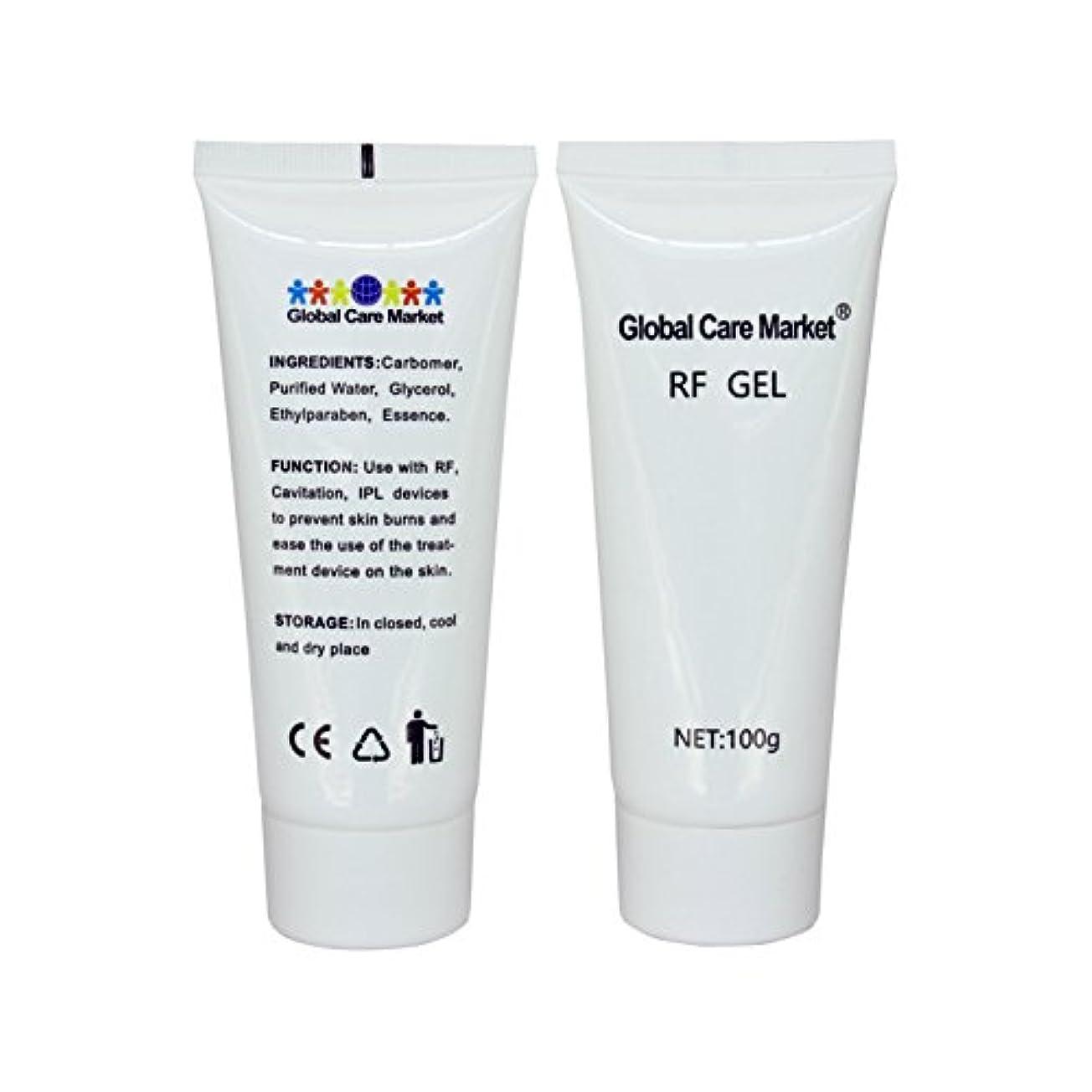 ポーチ是正市の中心部RF GEL(2 Pack) - 高周波治療装置に使用する皮膚冷却および潤滑です