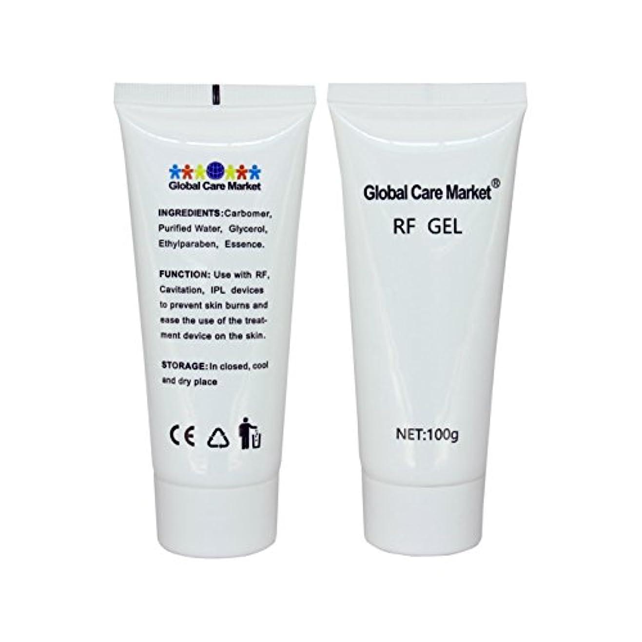 綺麗な戦い知覚的RF GEL(2 Pack) - 高周波治療装置に使用する皮膚冷却および潤滑です