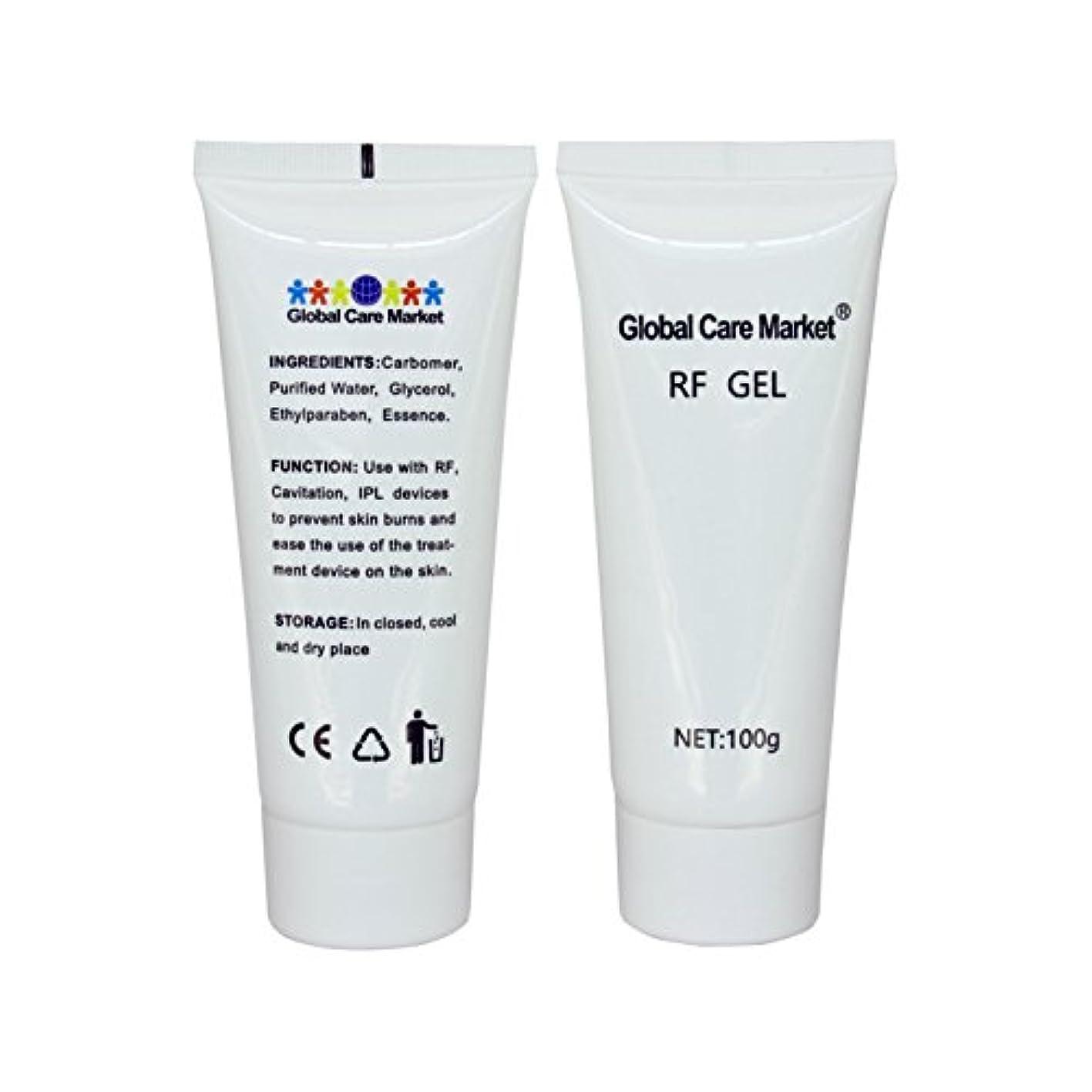 懲戒天井うなり声RF GEL(2 Pack) - 高周波治療装置に使用する皮膚冷却および潤滑です