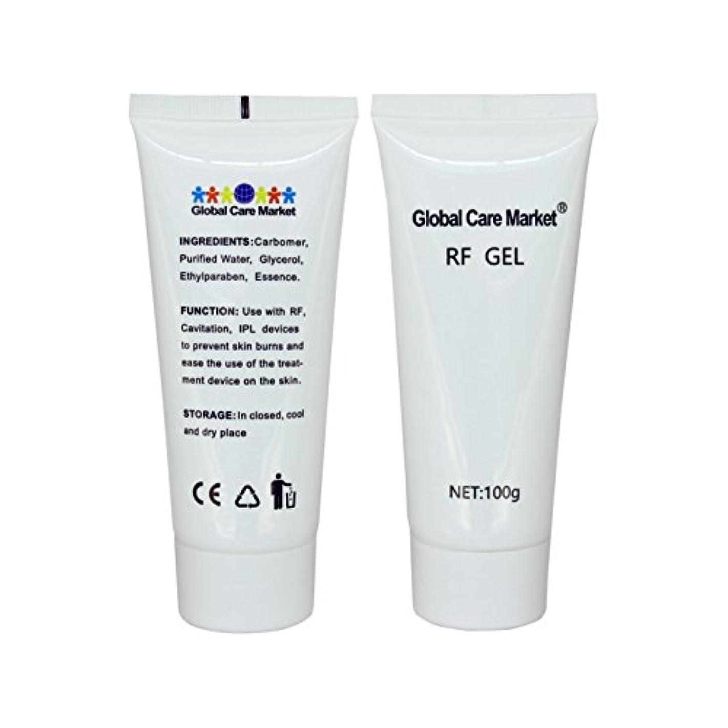 好意的マインドフルアジテーションRF GEL(2 Pack) - 高周波治療装置に使用する皮膚冷却および潤滑です