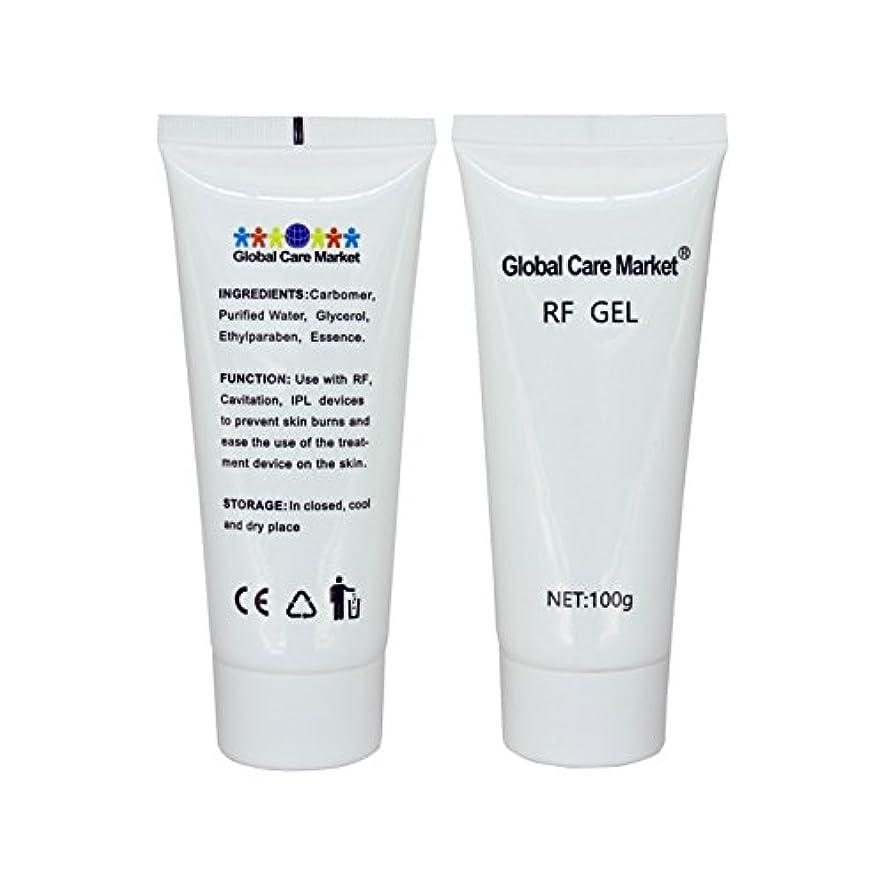 機構層ポケットRF GEL(2 Pack) - 高周波治療装置に使用する皮膚冷却および潤滑です