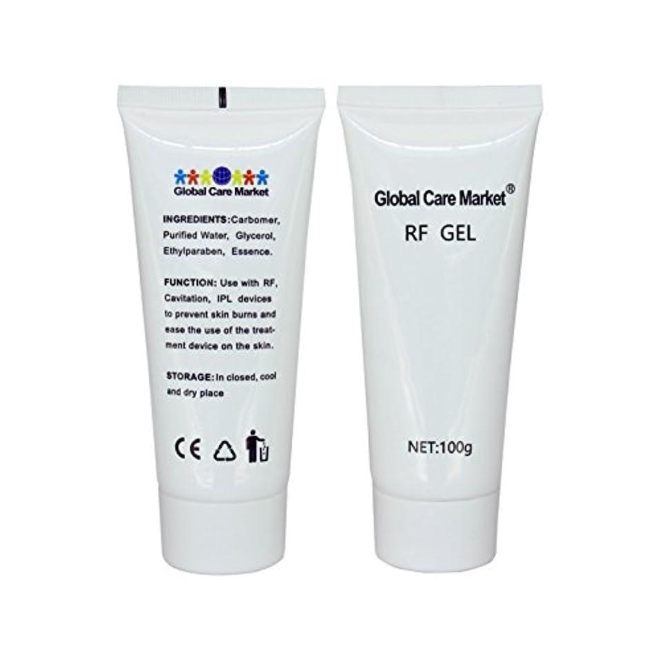 死すべき宙返り不規則なRF GEL(2 Pack) - 高周波治療装置に使用する皮膚冷却および潤滑です