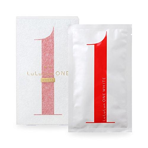 ルルルン ONE WHITE(1枚×5包)