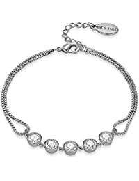 0b4ca7c61 Mestige Payton Bracelet with Swarovski® Crystals, Gifts Women Girls