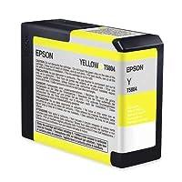 Epson Br Stylus Pro 3800、1-sdイエローUltraインクt580400by Epson