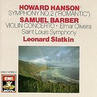 Symphony 2 / Violin Concerto