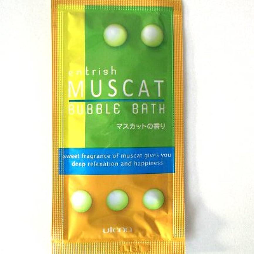 品距離湿気の多いエントリッシュ フルーツバブルバス マスカットの香り