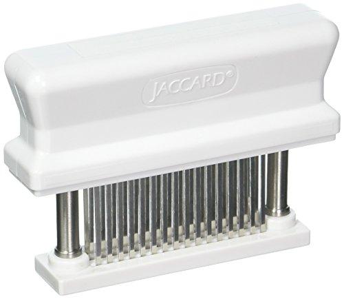 ジャカード(Jaccard) 肉たたき・肉つり 白 145×105mm 業務用