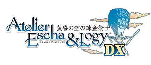 【PS4】エスカ&ロジーのアトリエ ~黄昏の空の錬金術士~ DX (パッケージ版封入特典(オリジナルサウンドトラック ダウンロードシリアル) 同梱)