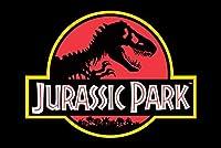"Jurassic Park - Movie Poster/Print (Classic Logo) (Size: 36"" x 24"") [並行輸入品]"