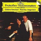 プロコフィエフ:ヴァイオリンソナタ第1番&第2番 画像