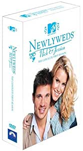 Newlyweds ニューリーウェッズ 新婚アイドル:ニックとジェシカ ファースト・シーズン [DVD]