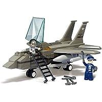 AFM ブロックシリーズ AIR FORCE F15 イーグル 戦闘機