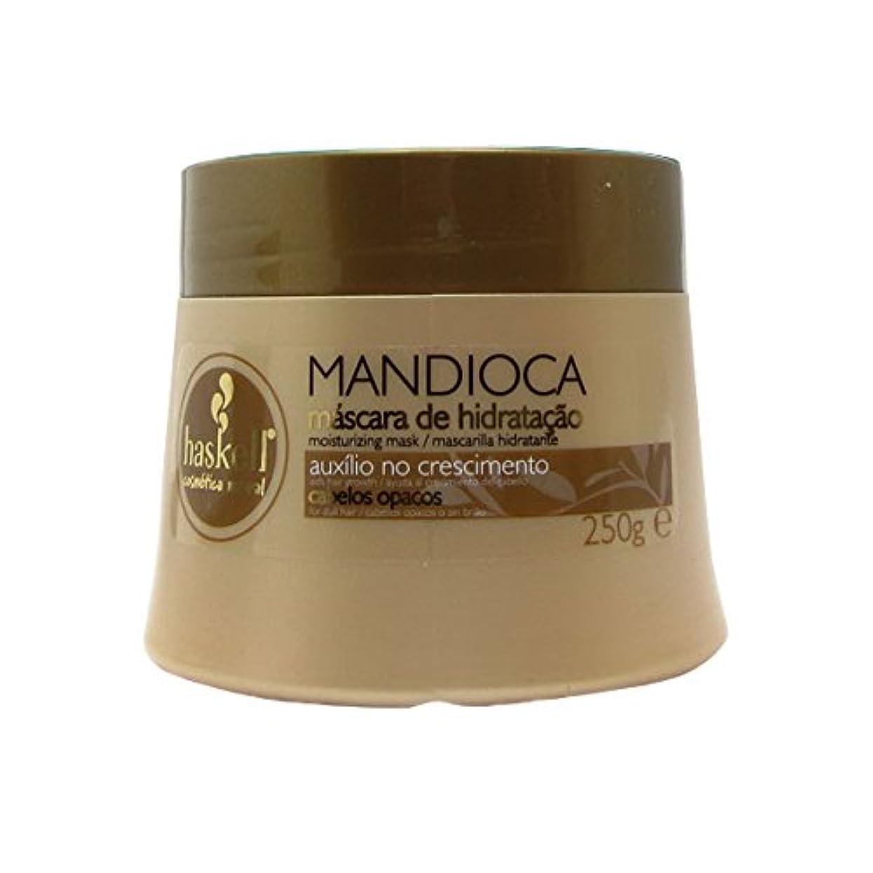 コンプリートあいまい混沌Haskell Mandioca Hair Mask 250g [並行輸入品]