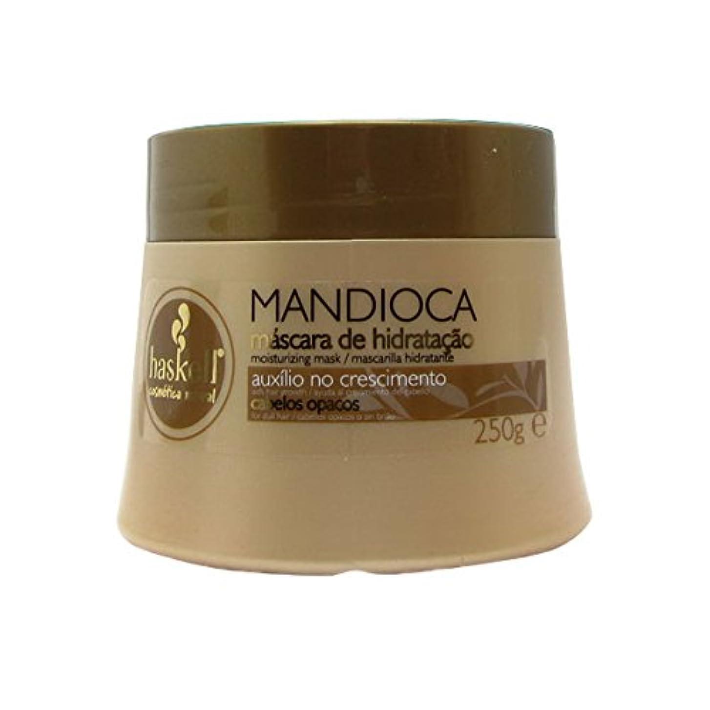 スクラブ給料マインドフルHaskell Mandioca Hair Mask 250g [並行輸入品]