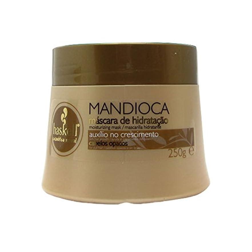 ダルセットリスナー解釈Haskell Mandioca Hair Mask 250g [並行輸入品]