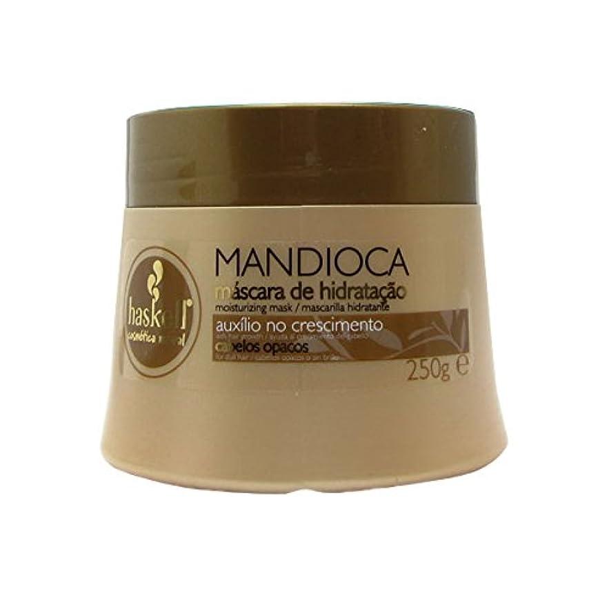 デクリメントポルノ反響するHaskell Mandioca Hair Mask 250g [並行輸入品]