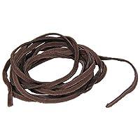 協進エル ディアスキンレース 3.2mm巾×長さ1.8m チョコレート 1130051ー05