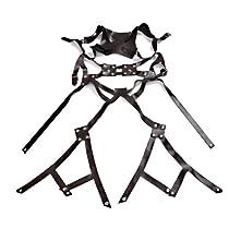 進撃の巨人 attack on titan サスペンダー ベルトセット ズボン吊り エレン・イェーガー ミカサ・アッカーマン アルミン・アルレルト コスプレ衣装 コスチューム Cosplay Costume 女性Mサイズ COSSKY