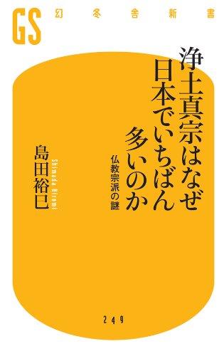 浄土真宗はなぜ日本でいちばん多いのか 仏教宗派の謎 (幻冬舎新書)の詳細を見る